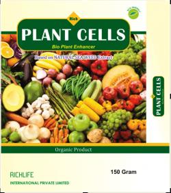 RICH PLANT CELLS 150 GR 1 BOX